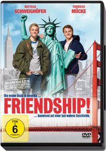Friendship! (I Feel Good!)