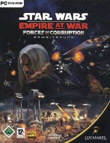 Star Wars: Empire at War - Forces of Corruption (Add-on) [Software Pyramide]
