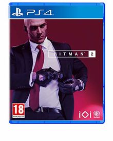 Square Enix - Hitman 2 /PS4 (1 GAMES)