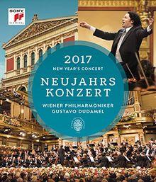 Neujahrskonzert 2017 - Wiener Philharmoniker & Gustavo Dudamel [Blu-ray]