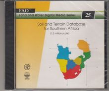 Soil and Terrain Database for Southern Africa (1 (Fao Land and Water Digital Media Series)