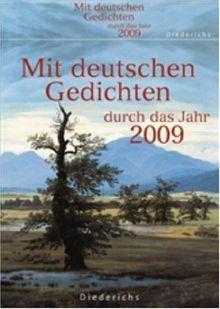 Mit deutschen Gedichten durch das Jahr 2009