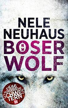 Böser Wolf (BILD Megathriller 2020)