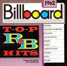 Billboard 1962 Top R & B Hits