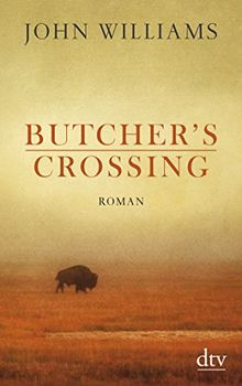 Butcher's Crossing: Roman