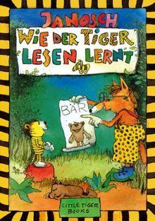 Wie der Tiger lesen lernt: Little Tiger Books