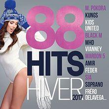 88 Hits Hiver 2017