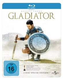 Gladiator (2-Disc Special Edition im Steelbook) [Blu-ray]
