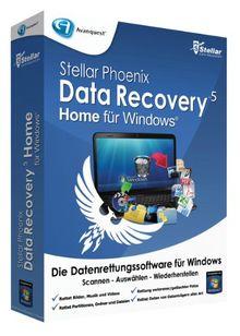 Data Recovery 5 Home für Windows