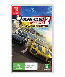 Gear-Club Unlimited 2 - Porsche Edition (Nintendo Switch) - Unlimited Edition