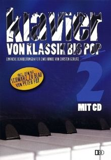 Klavier von Klassik bis Pop, m. Audio-CD