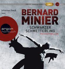 Schwarzer Schmetterling (MP3-Ausgabe): Psychothriller