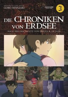 Erdsee-Chroniken: Die Chroniken von Erdsee, Band 3: BD 3