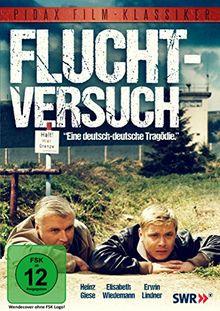 Fluchtversuch / Eine hochspannende deutsch-deutsche Tragödie mit Heinz Giese und Elisabeth Wiedemann (Pidax Film-Klassiker)