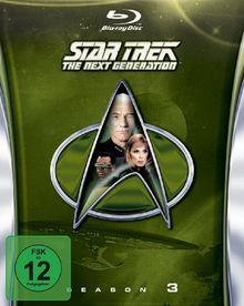 Star Trek: The Next Generation - Season 3 [Blu-ray]