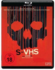 S-VHS aka V/H/S 2 [Blu-ray]