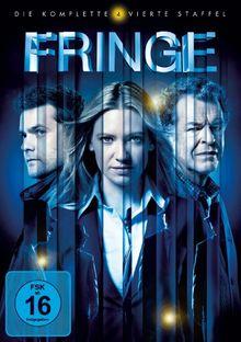 Fringe - Die komplette vierte Staffel [6 DVDs]