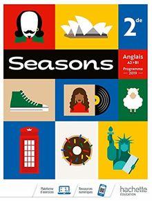 Anglais 2de A2>B1 Seasons