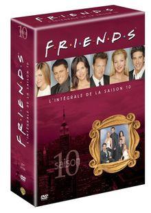 Friends - L'Intégrale Saison 10 - Édition 3 DVD [FR Import]