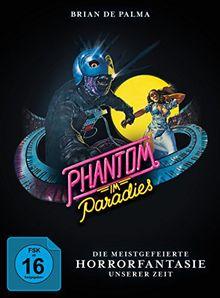 Phantom im Paradies - Mediabook (+ DVD) [Blu-ray]