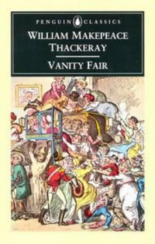 Vanity Fair: A Novel Without a Hero (English Library)