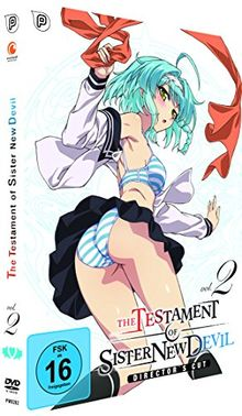 The Testament of Sister New Devil - Vol.2 [Episode 7-13]