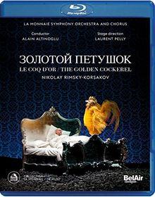 Rimsky-Korsakow: Der Goldene Hahn [Blu-ray]