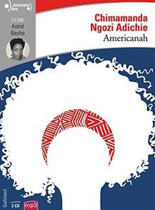 Americanah (GALLIMARD ECOUTEZ LIRE CD)