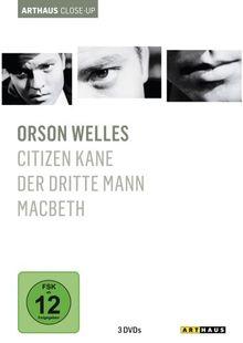Orson Welles - Arthaus Close-Up [3 DVDs]