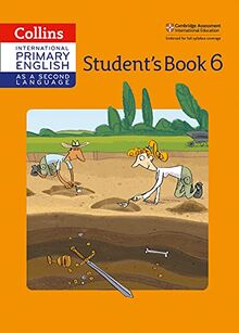 International Primary English as a Second Language Student's Book Stage 6 (Collins International Primary ESL)