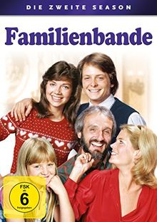 Familienbande - Season 2 [4 DVDs]