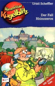 Kommissar Kugelblitz, Band 29: Der Fall Rhinozeros