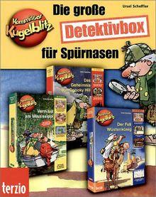 Kommissar Kugelblitz - Die große Detektivbox