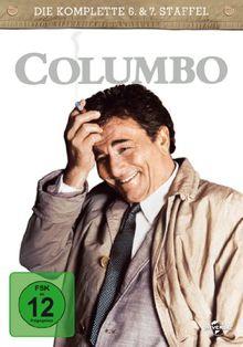 Columbo - 6. & 7. Staffel [3 DVDs]