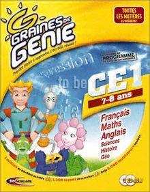 Graines de Génie : Pack Multimatières CE1