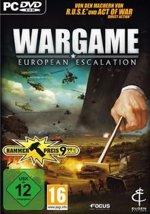 Wargame: European Escalation (PC) (Hammerpreis)