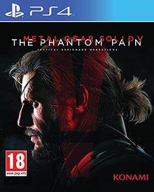 MGS V THE PHANTOM PAIN PS4 FR