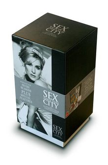 Sex and the City Ultimate Limited Collection [19 DVDs]