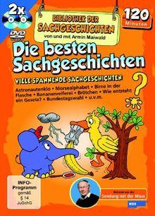 Bibliothek der Sachgeschichten - Die besten Sachgeschichten - Schuber [2 DVDs]