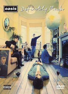 Oasis - Definitely Maybe (Limited Edition incl. Bonus-DVD)
