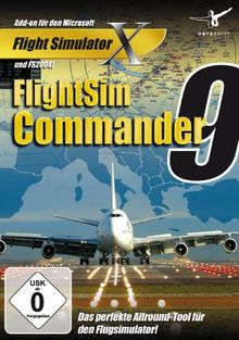 FlightSim Commander 9.0