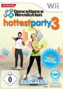Dance Dance Revolution - Hottest Party 3