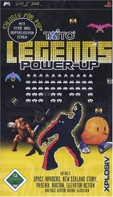 Taito Legends - Power Up