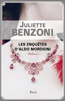 Les enquêtes d'Aldo Morosini, Tome 1 : Le Boiteux de Varsovie ; Les Emeraudes du Prophète ; La Perle de l'Empereur ; Les Joyaux de la Sorcière