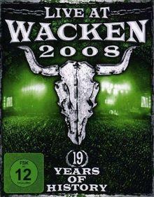 Various Artists - Wacken 2008: Live at Wacken Open Air (2 DVDs)