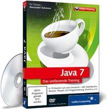 Java 7 - Das umfassende Training