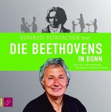 Die Beethovens in Bonn: nach den Aufzeichnungen des Bäckermeisters Gottfried Fischer