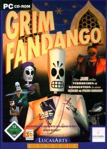 Grim Fandango [LucasArts Classics]