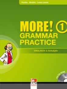 MORE! Grammar Practice, Bd.1 : Englisch 5. Schuljahr, m. CD-ROM