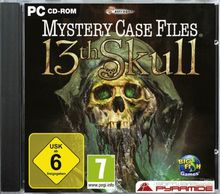 Mystery Case Files: 13th Skull [Software Pyramide]